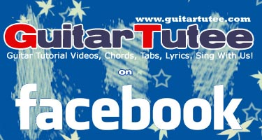 GuitarTutee on Facebook